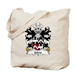 Johns Family Crest Tote Bag