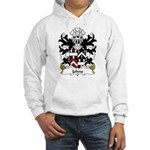 Johns Family Crest Hooded Sweatshirt