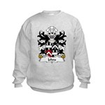 Johns Family Crest Kids Sweatshirt