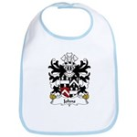 Johns Family Crest Bib