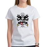 Johns Family Crest Women's T-Shirt