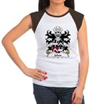 Johns Family Crest Women's Cap Sleeve T-Shirt