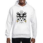 Jenkes Family Crest Hooded Sweatshirt