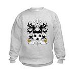 Jenkes Family Crest Kids Sweatshirt