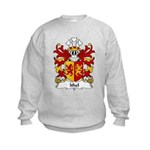 Ithel Family Crest Kids Sweatshirt