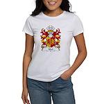 Ithel Family Crest Women's T-Shirt