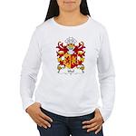 Ithel Family Crest Women's Long Sleeve T-Shirt