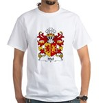 Ithel Family Crest White T-Shirt