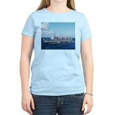 USS Detroit Ship's Image T-Shirt