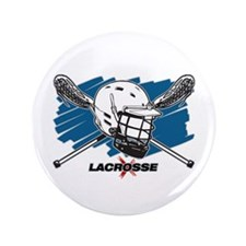 "Lacrosse Attitude 3.5"" Button (100 pack)"