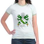 Hooton Family Crest Jr. Ringer T-Shirt