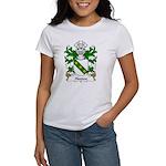 Hooton Family Crest Women's T-Shirt