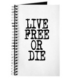 Live Free or Die Journal