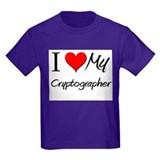 I Heart My Cryptographer T