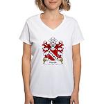 Harold Family Crest Women's V-Neck T-Shirt