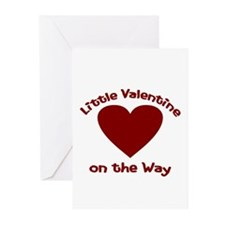 Little Valentine Greeting Cards (Pk of 10)