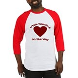Little Valentine Baseball Jersey