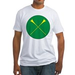 Herald Fitted T-Shirt