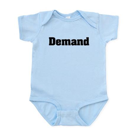 Demand Infant Bodysuit