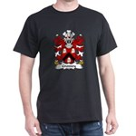 Gronwy Family Crest Dark T-Shirt