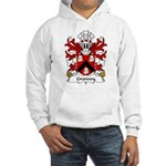 Gronwy Family Crest Hooded Sweatshirt