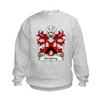 Gronwy Family Crest Kids Sweatshirt