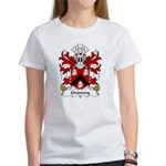 Gronwy Family Crest Women's T-Shirt