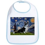 Starry Night / Welsh Corgi(bi Bib