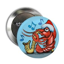 "Cool Jazz music 2.25"" Button"