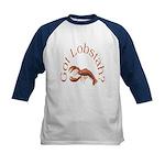 Got Lobstah? Kids Baseball Jersey