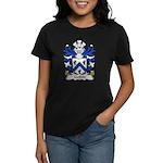 Gethin Family Crest Women's Dark T-Shirt