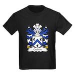 Gethin Family Crest Kids Dark T-Shirt