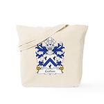 Gethin Family Crest Tote Bag