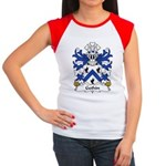 Gethin Family Crest Women's Cap Sleeve T-Shirt