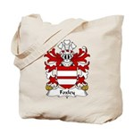 Foxley Family Crest Tote Bag
