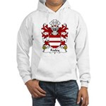Foxley Family Crest Hooded Sweatshirt