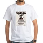 Doc Holliday White T-Shirt