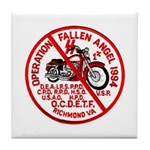 Fallen Angel Tile Coaster