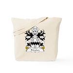 Fitzalan Family Crest Tote Bag