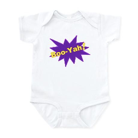 Boo-Yah! Infant Bodysuit