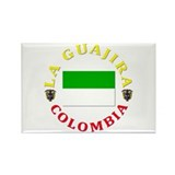 La Guajira Rectangle Magnet (100 pack)