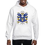 Dyfrig Family Crest Hooded Sweatshirt
