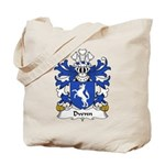 Dwnn Family Crest Tote Bag