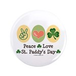 Peace Love St Paddy's Day 3.5