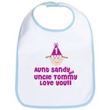 Custom for Sandra Bib