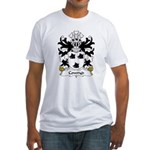 Cowryd Family Crest Fitted T-Shirt