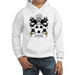 Cowryd Family Crest Hooded Sweatshirt