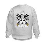 Cowryd Family Crest Kids Sweatshirt