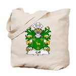 Coll Family Crest Tote Bag