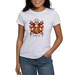 Coedmor Family Crest Women's T-Shirt